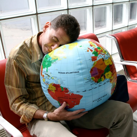 Beat fatigue, lethargy and jet-lag