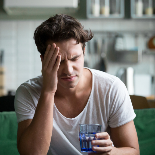 Replenish essential nutrients lost due to alcohol consumption